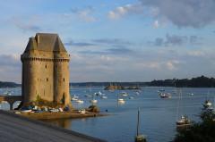 Tour Solidor et ouvrages avancés -  St-Malo, France