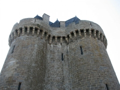 Tour Solidor et ouvrages avancés -  Tour Solidor, Saint-Malo Solidor Tower, Saint-Malo