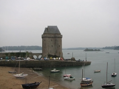 Tour Solidor et ouvrages avancés -  Tour Solidor, Saint-Malo / Solidor Tower, Saint-Malo