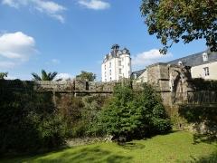 Château de Kéravéon -  le chatreau du domaine de keraveon