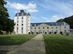 Château de Kéravéon -  odalys domaine de keraveon