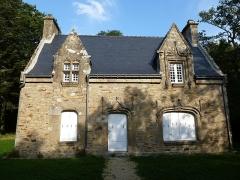 Château de Kéravéon -  maison sur le domaine du chateau de keraveon