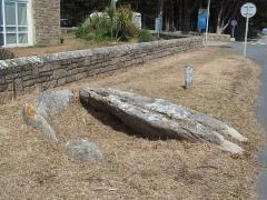 Dolmen du Conguel - Français:   Dolmen du Conguel, à Quiberon.