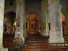 Eglise Notre-Dame-de-la-Tronchaye -  l'eglise notre dame de la tronchaye