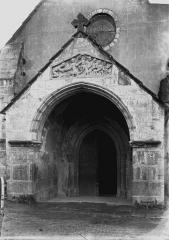 Monument sépulcral -