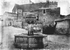 Ancien château fort -