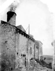 Château fort et église Saint-Jean du Marchidial -