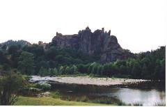 Restes du Château fort -  self made