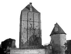 """Ancien château fort dit """"La Toque"""" -"""