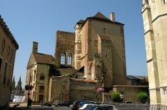 Ancien château ou Palais des ducs de Bourbon - Deutsch: Moulins: