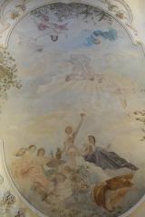 Grand Café - Deutsch: Grand Café in Moulins im Département Allier (Auvergne-Rhône-Alpes/Frankreich), Deckenmalerei