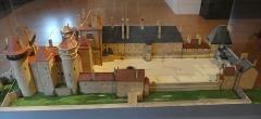 Pavillon d'Anne de Beaujeu, actuellement musée Anne de Beaujeu -