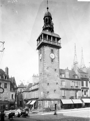 Tour de l'Horloge dite Jacquemart -
