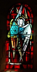 Eglise Sainte-Marie-Madeleine - Deutsch: Ste Marie-Madleine Kirchenfenster