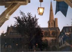 Ancienne cathédrale Saint-Maurice, actuellement église paroissiale -  Mirepoix