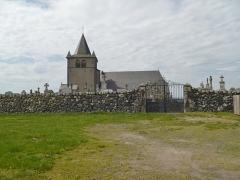 Eglise Saint-Matthieu - Église Saint-Matthieu de Laguiole, dept. Aveyron, France
