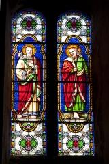Eglise Saint-Pierre -  Saint Joseph and Saint James.