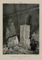 Eglise Notre-Dame-des-Pauvres - French-German lithographer