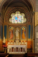 Eglise Notre-Dame-de-l'Assomption -  Blessed Heart Chapel
