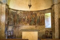 Eglise de Benque-Dessus -