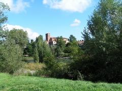 Eglise -  Eglise Saint-Laurent de fr:Carbonne