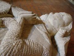 Ancienne abbaye de Bonnefont (également sur commune de Sepx) -