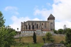 Ancienne cathédrale Notre-Dame - Ancienne cathédrale Notre-Dame Saint-Bertrand-de-Comminges