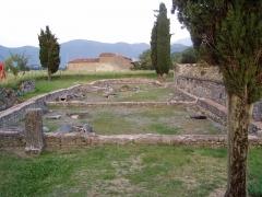 Ruines antiques -  L'église paléochrétienne de Saint-Bertrand-de-Comminges