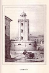 Château d'eau et station de pompage - English:   19th century drawings of Toulouse