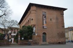Ancien collège Saint-Raymond -  MSR, Musée Saint-Raymond, Toulouse