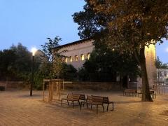 Ancien collège Saint-Raymond -  Vue extérieure du musée Saint-Raymond de Toulouse