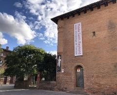 Ancien collège Saint-Raymond -  Façade du musée Saint-Raymond de Toulouse