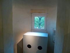 Ancien collège Saint-Raymond - Français:   Toulouse (Haute-Garonne, France): Un radiateur (?) au musée Saint-Raymond.