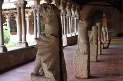 Ruines de l'église des Cordeliers -  Les Gargouilles