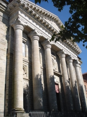 Eglise Notre-Dame-de-la-Daurade - Français:   France, Haute-Garonne (31), Toulouse, église notre dame de la Daurade