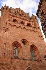 Eglise Notre-Dame-du-Taur -  Église Notre-Dame du Taur de Toulouse, en mai 2007 (Haute-Garonne, France)