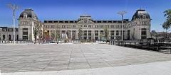 Gare de Toulouse-Matabiau - French architect