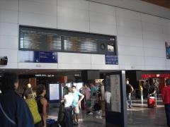 Gare de Toulouse-Matabiau - English: The eastern concourse of Toulouse's Matabiau station