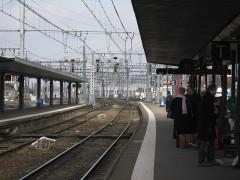 Gare de Toulouse-Matabiau - English: Matabiau railway station, Toulouse , France