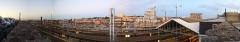 Gare de Toulouse-Matabiau -  Panorama of surroundings of Matabiau trainstation in Toulouse
