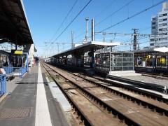 Gare de Toulouse-Matabiau - English: Toulouse Matabiau station, the east side