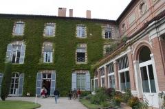 Ancien palais archiépiscopal - Français:   Préfecture Toulouse JEP 2013