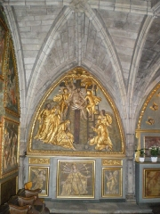 Chapelle Notre-Dame-de-Pitié - Français:   Église Saint-Sauveur de Figeac, Lot, France