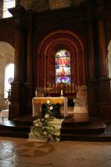 Eglise Saint-Sauveur et crypte Saint-Amadour - English:   Rocamadour: The holy Town