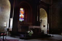 Eglise Saint-Sauveur et crypte Saint-Amadour - Français:   Rocamadour