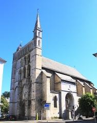 Eglise Saint-Vincent - Français:   Église Saint-Vincent de Bagnères-de-Bigorre (Hautes-Pyrénées)