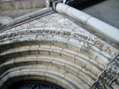 Eglise Saint-Jean-Baptiste - L'extérieur