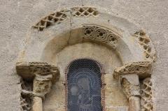 Eglise de l'Assomption - Français:   Église de l\'Assomption de Maubourguet, fenêtre mur Sud