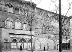 Maison du Grand Fauconnier -