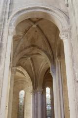 Eglise Saint-Michel - English:   Abbaye Saint-Michel de Gaillac. Gaillac. Occitanie, Tarn. France. Former abbey (Abbaye Saint-Michel de Gaillac). The church. Interior. The south ambulatory. Ref: PM_117802_F_GaillacPhoto: Paul M.R. Maeyaert. . © Paul M.R. Maeyaert; pmrmaeyaert@gmail.com